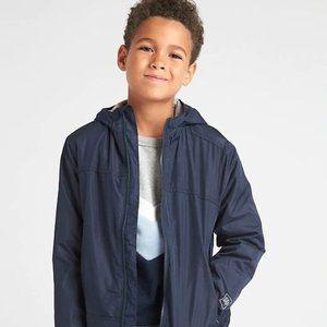 Gap Kids True Indigo Jersey-Lined Windbuster